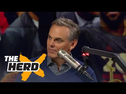 LeBron did nothing wrong leaving Cleveland - 'The Herd'