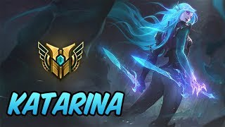 HOW TO PLAY KATARINA   Build & Runes   Diamond Commentary   Death Sworn Katarina   League of Legends