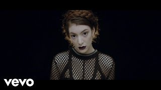 Клип Lorde - Tennis Court