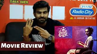 Game Over Movie Review By RJ Harshil | Taapsee Pannu | Ashwin Saravanan