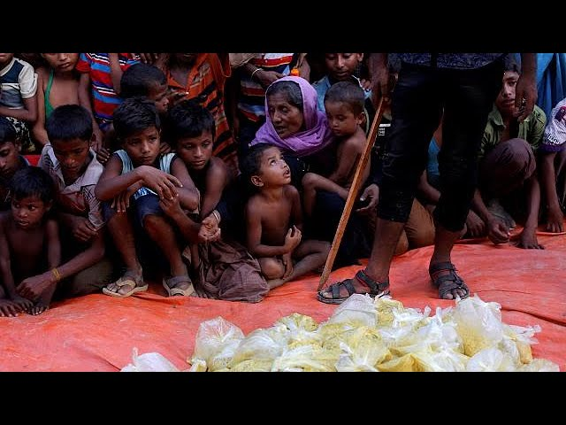 Myanmar under international pressure to resolve Rohingya situation