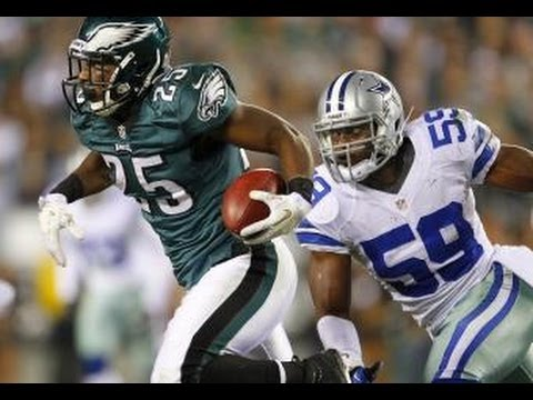 Eagles beat the Cowboys 24-22! Eagles win the NFC East!
