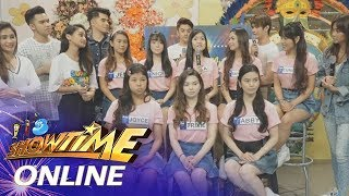 It's Showtime Online:  MNL48 aspirants on performing live