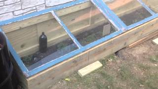 """Our"" This Old House Projects - Winter Cold Frames"
