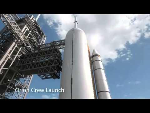 Proses terbang pesawat luar angkasa