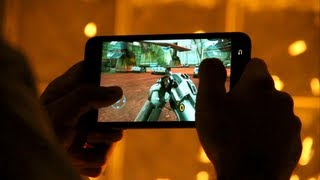 TOP 5 ANDROID GAMES 2012 : SAMSUNG GALAXY NOTE (Part 2)