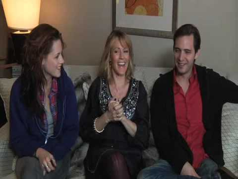 The Cake Eaters Interview with Kristen Stewart, Aaron Stanford and Mary Stuart Masterson Part 3