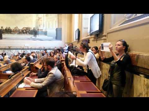 Roma, verso lo sciopero sociale bloccato convegno al Cnel