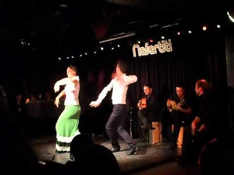 Flamenco Nefertiti Göteborg
