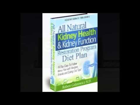 Herbal Vitamins That Help Reverse Kidney Disease