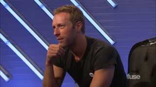 Coldplay's Chris Martin on One Direction: They're Doing So Much Better Than Us