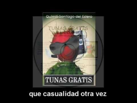 Tunas Gratis-Vamos a Brindar (Desde Quimili,Santiago del Estero)