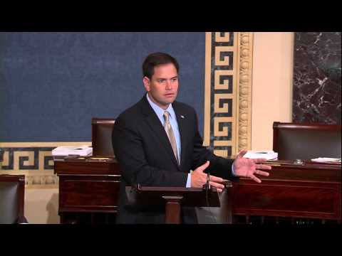 Rubio On IRS Scandal: Obama's Culture Of Political Intimidation Leads To This Scandalous Behavior