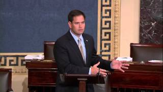 Rubio On IRS Scandal: Obama