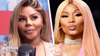 "Lil Kim ends beef with Nicki MInaj ""I wish her the best"" 