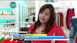 Pilihan Fashion Plus Size untuk Wanita Bertubuh Gemuk -IMS