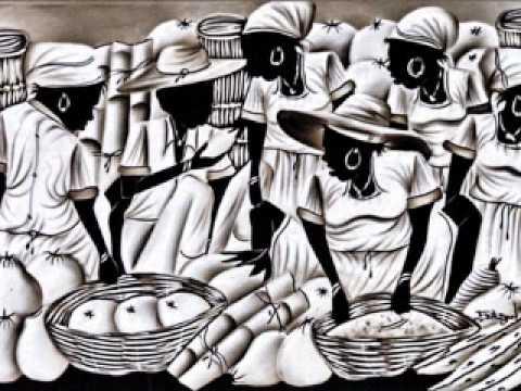 Alberto Mesirca - Haitian Suite 1, 2 (The music of Frantz Casséus)