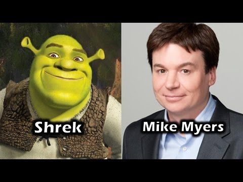 """The Voice Cast for DreamWorks Animation's """"Shrek"""" (The first one that started it all... the rise of the Ogrelord) Do you recognize any voice actors? Where do your recognize them from? Who's..."""