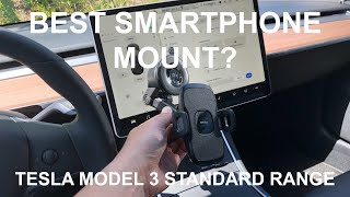Best Smartphone Mount for Tesla Model 3?