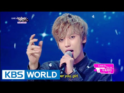 Teen Top - Love Is...(지독하다) / Missing(쉽지 않아) [Music Bank Comeback / 2014.09.12]