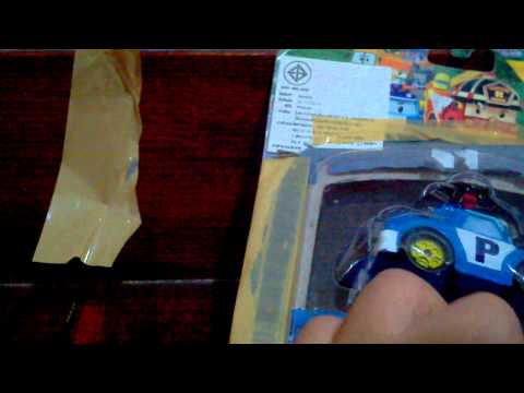 Review robocar poli (Thai)