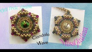 ❤ DIY Tutorial Ciondolo Wave ❤