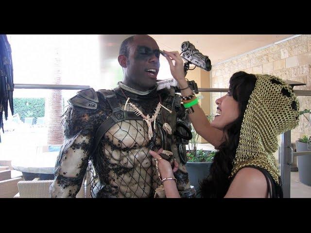 Monsterpalooza 2013 - 3 Fun Days of Horror + Predator Suit w/ Jill Kill