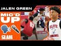 Jalen Green Was WYLIN In The Gym MIC D UP SLAM Practice mp3