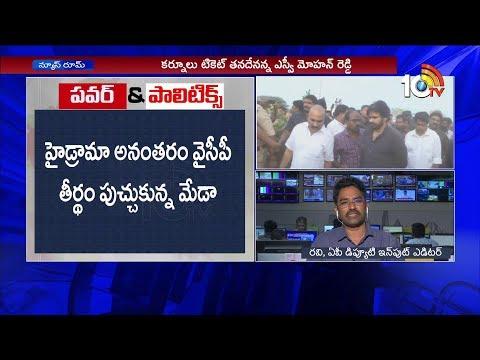 Analysis Andhra Pradesh Political Developments | JanaSena Tour & YSRCP And TDP Joinings | 10TV News