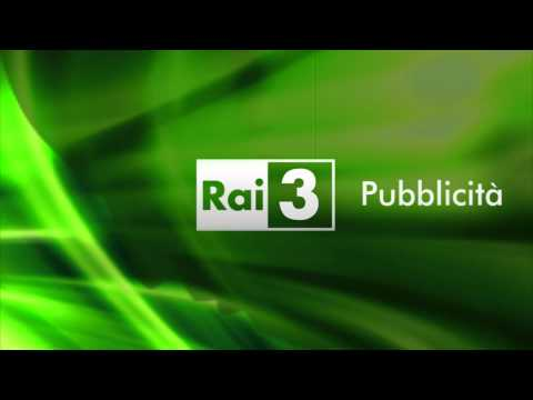nuovo bumper Rai 3 2010 [1^ versione]