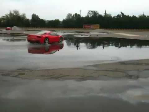 Ferrari 458 Drift