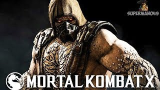 "HELLO TREMOR MY OLD FRIEND! - Mortal Kombat X: ""Tremor"" Gameplay"