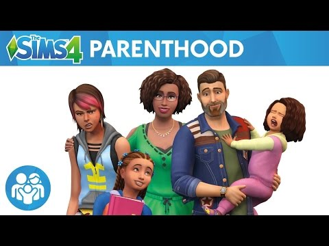 The Sims 4 Parenthood Game Pack Trailer Reaction/Breakdown!