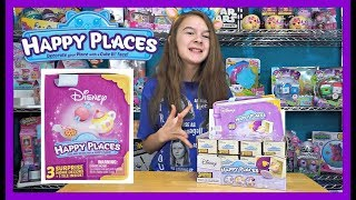 * Limited Edition Find * Shopkins Disney Happy Places