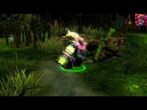 Heroes of Newerth - Tidal Magmus