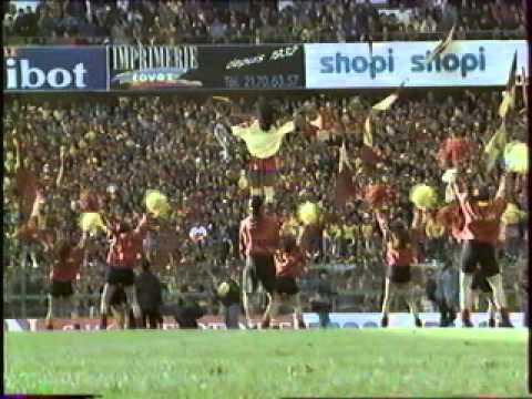 Les grands événements et les buts de la saison 93-94 La Saga Des Sang Et Or Qualité VHS.