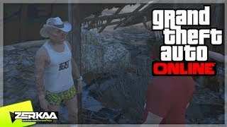 "GTA V Online Funny Moments | ""FIRE IN THE BOOTH"" 