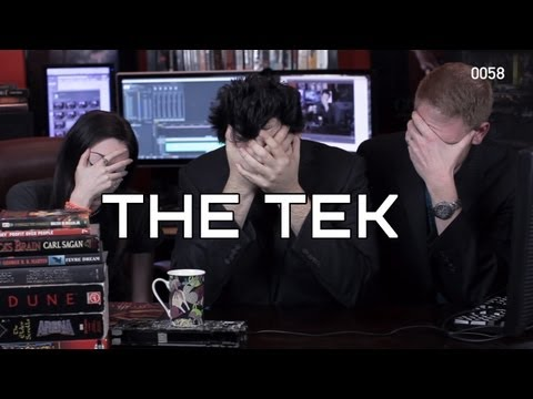 The Tek 0058: Fractal Interview, Government Attacks  Bitcoin, Google Googling