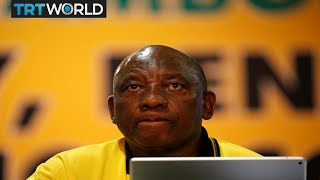 LINDER LINK BELOW-Ramaphosa Nig Made $Bil by Jew-Thrown $ Head ANC-Whites To Be Genocided
