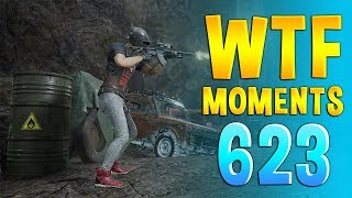 PUBG WTF Funny Daily Moments Highlights Ep 623