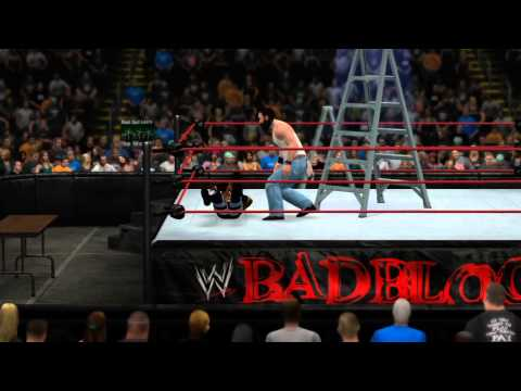 Nl Live On Hitbox.tv - The First Match! [wwe 2k15 With A Glitch!] video