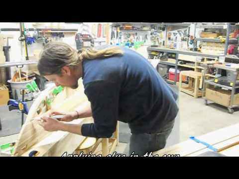 Building a Cedar Strip Kayak