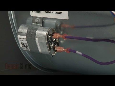 Lennox air conditioner run capacitor 22w79 for Blower motor capacitor symptoms