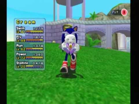 Sonic Adventure 2 Battle Chao Garden Gameplay 1 2