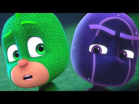 Герои в масках - Гекко и супер-ниндзялино - компиляция - мультики для детей