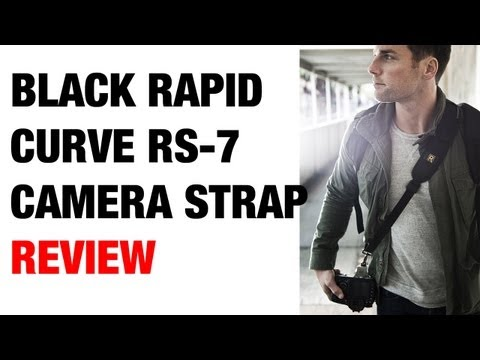Black Rapid RS-7 Curve Camera Strap Review