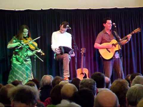 Nancy Kerr, James Fagan and Robert Harbron.