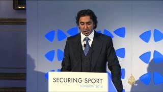 افتتاح المؤتمر الدولي للأمن الرياضي بلندن