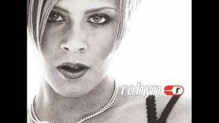 Watch Robyn Bumpy Ride video