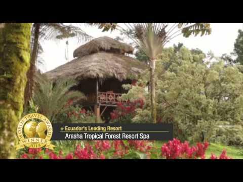 World Travel Awards Ecuador 2014 - DOCUMENTAL HD (English)